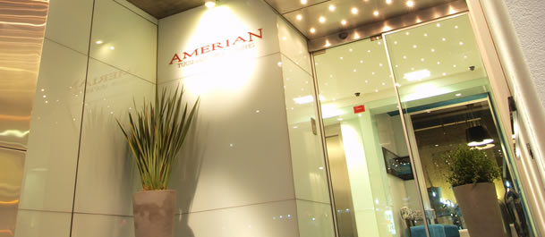 Amerian Executive Tucuman Apart And Suites