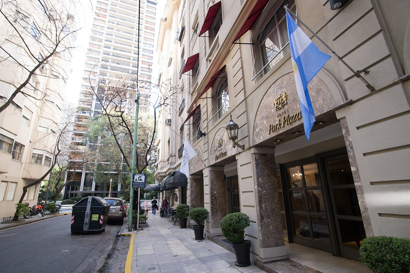 Recoleta Luxury Boutique - Unique Hotel (Ex Park)