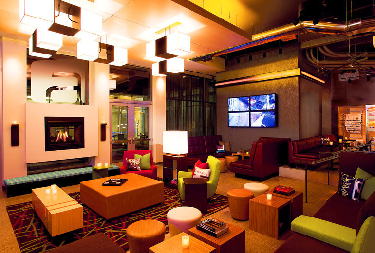 Aloft Montevideo una marca de Marriott Int (ALOFT)